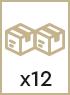 Combo Malbec (12 x 750ml)